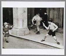 Henri Cartier-Bresson Ltd. Ed. Photo Print 35x30cm Rom Italien 1951 Rome Italy