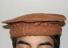 Nice Warm Winter Hat Pakol Pakul Top Turban Beret Afghanistan Afghani Woolen