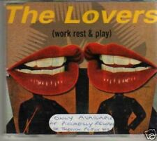 (602G) The Lovers, (Work Rest & Play) - 1997 CD