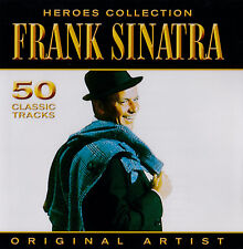 HEROES COLLECTION - FRANK SINATRA. NEW DOUBLE CD