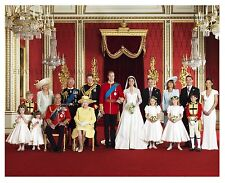 CATHERINE KATE MIDDLETON AND PRINCE WILLIAM ROYAL WEDDING PHOTO 8x10 BEAUTIFUL