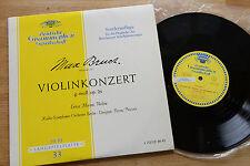 Bruch ERICA MORINI Violinenkonzert Fricsay  DGG 10' J 73112 TULIPS NM