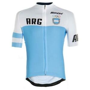 2020 Argentina National Cycling Team Jersey