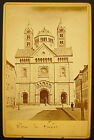 Photo c 1900 cathédrale de Spire Speyerer Dom Photographie ancienne 17 cm