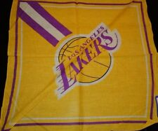 NBA Los Angeles Lakers Full Color Fandana Bandanna