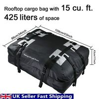Universal Waterproof Car Top Rack Roof Bag Cargo Storage Travel Luggage