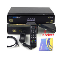 Freesat V8 GOLDEN Satelliten und IP Empfänger 1080P HD DVB-T2 DVB-S2 DVB-C,IPTV