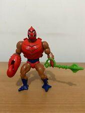He Man Master Universe Motu Vintage Argentina Top Toys Hard Head Clawful