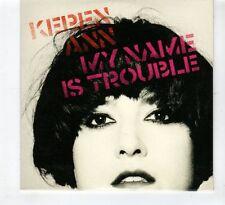 (HD835) Keren Ann, My Name Is Trouble - 2010 CD