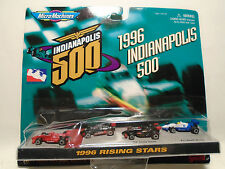 GALOOB MICRO MACHINES #74974 1996 INDIANAPOLIS 500 RISING STARS 4 CAR SET