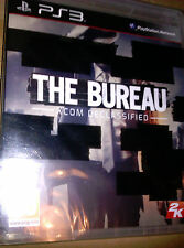 "JEU PS3 ""THE BUREAU"" (XCOM DECLASSIFIED)  NEUF SOUS BLISTER"