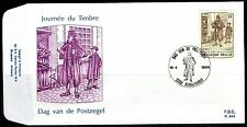 (B) 2279 FDC 1988 - Dag van de postzegel.