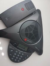 polycom soundstation vtx1000 Black Used Fully Working
