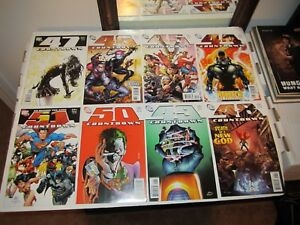 Countdown #s 51-1, Complete Series Run + Extras, Justice League Superman WW GL