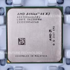 AMD Athlon 64 X2 3800+ (ADA3800DAA5BV) CPU 1000/2 GHz Socket 939 6 MB 100% Work