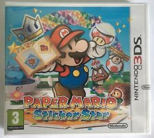 Paper Mario: Sticker Star 3DS PRECINTADO!!