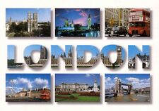 London Scenes Souvenir Jumbo Fridge Magnet