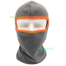 Men's Winter Fleece Balaclava Hat Thermal Ski Motorcycle Neck Face Mask Hood Cap
