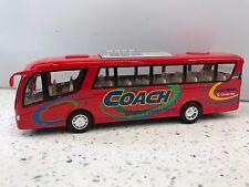 Coach Bus 8.5 inch KS.7101 Red