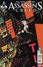 Assassins Creed #7 Cover A Comic Book 2016 - Titan