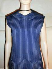 robe authentique vintage marque : Tergal Taille 38 / 40 EXCELLENT ETAT