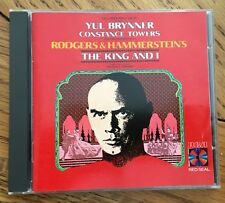 The King & I - Broadway Cast (1977) CD RCA Red Seal, Yul Brynner