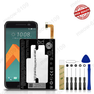 For Verizon HTC 10 HTC6545L HTC6545LVW Replacement Battery B2PS6100 Tool