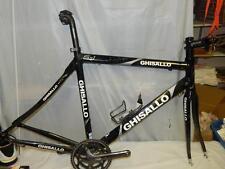 Ghisalllo 6-1 G-1 Carbon Fiber/7005 Aluminum Road Bike Frame *Shimano 105 Crank