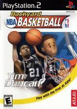 Backyard Basketball PS2 New Playstation 2
