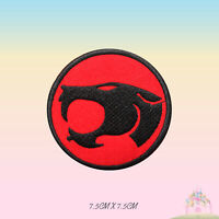 Thunder Cat Super Hero Movie Video Games Embroidered Iron On Sew On Patch Badge