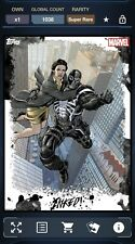 Marvel Collect by Topps DIGITAL -  INKED WAVE 1 AGENT VENOM