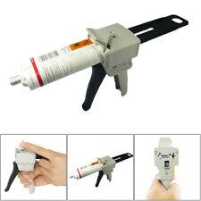 50ML 1:1/2:1 Dental Impression Gun Mixing Epoxy Resin Dispenser Static Nozzle