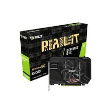 Palit GeForce GTX 1660 SUPER 6GB StormX Boost Graphics Card