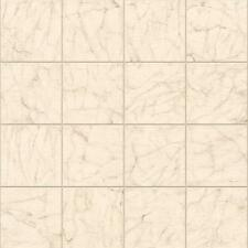 Rasch Marble Tile Wallpaper Realistic Kitchen Bathroom Embossed Roll 899405
