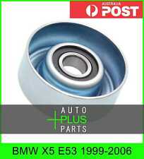 Fits BMW X5 E53 1999-2006 - Idler Tensioner Belt Pulley Bearing