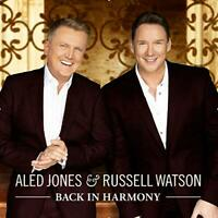 Aled Jones & Russell Watson - Back in Harmony [CD] Sent Sameday*