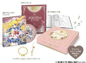 Sailor Moon Crystal 1 Limited Release Version