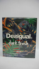 DESIGUAL DARK FRESH EAU DE TOILETTE 50ML SPRAY UOMO