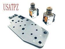 4l60e 4l65e A&B Shift Solenoid Kit 93UP Bonus Pack W Man Sensor GMC / Chevy