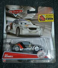 2015 DISNEY PIXAR CARS TROC MAX SCHNELL SILVER RACER SERIES SOLD OUT IN STORES