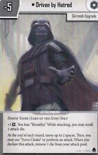 Star Wars Imperial Assault Alt Art - Driven By Hatred