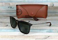 RAY BAN RB4187 710 71 Chris Light Havana Green 54 mm Men's Sunglasses