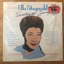 Ella Fitzgerald – Sentimental Journey vinyl