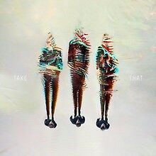 TAKE THAT THREE - (III / 3) (Deluxe Edition) (CD & Mini Book) NEW & SEALED