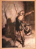 Siegfried.1911.Magical rapture.Arthur Rackham.Opera.Wagner.Stunning.Bargain