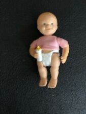 """Barbie Happy Family Baby  3"""" Jointed Vintage 1998"""