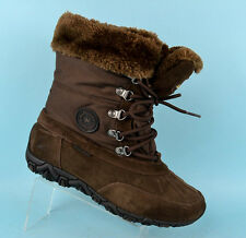 MEPHISTO Allrounder West Boot Womens Leather Boots Waterproof Size 4 UK 37 EU