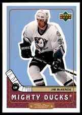 1999-00 Upper Deck Retro Jim McKenzie #3