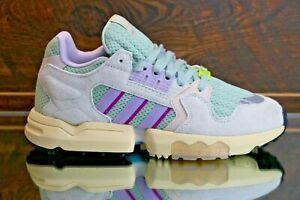 Adidas Originals ZX Torsion Womens Shoe Size 8.5 Green Tint