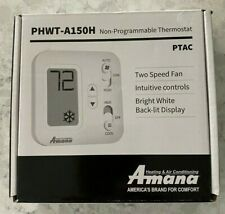 Amana Programmable Thermostat PHWT-A200 PTAC Heating /& Air Conditioning